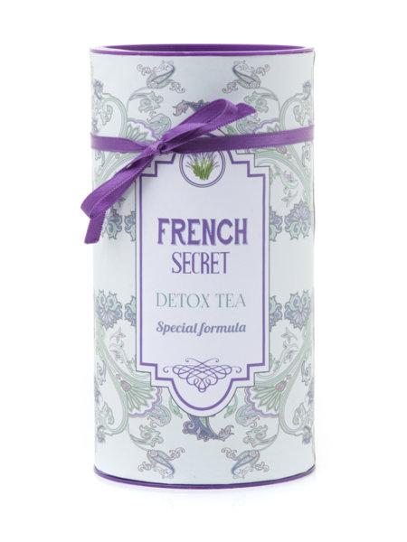 FRENCH SECRET TEA DETOX (60 БР)